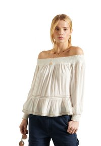 Superdry - AMEERA  - Blouse - white - 0