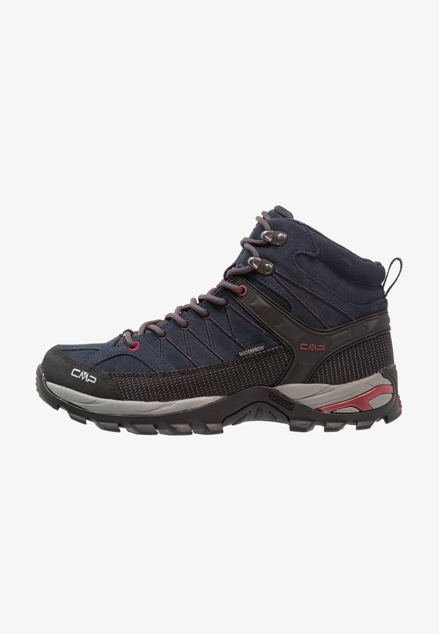 RIGEL MID TREKKING SHOES WP - Hiking shoes - anthrazit
