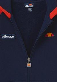 Ellesse - DRONE - Sweatjakke /Træningstrøjer - navy - 3