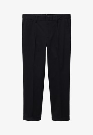 BRISTOL - Trousers - black