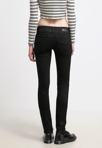 LTB - MOLLY - Slim fit jeans - black - 2