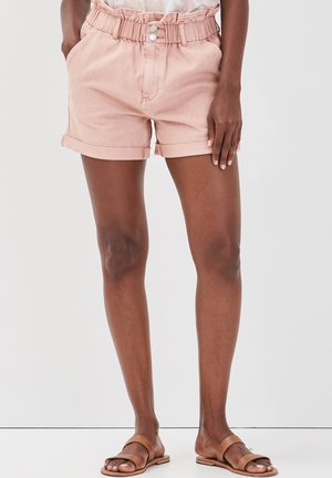 Denim shorts - rose