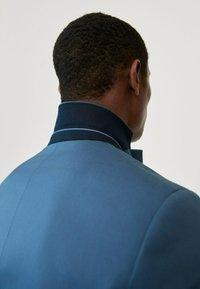 Mango - Suit jacket - bleu ciel - 4
