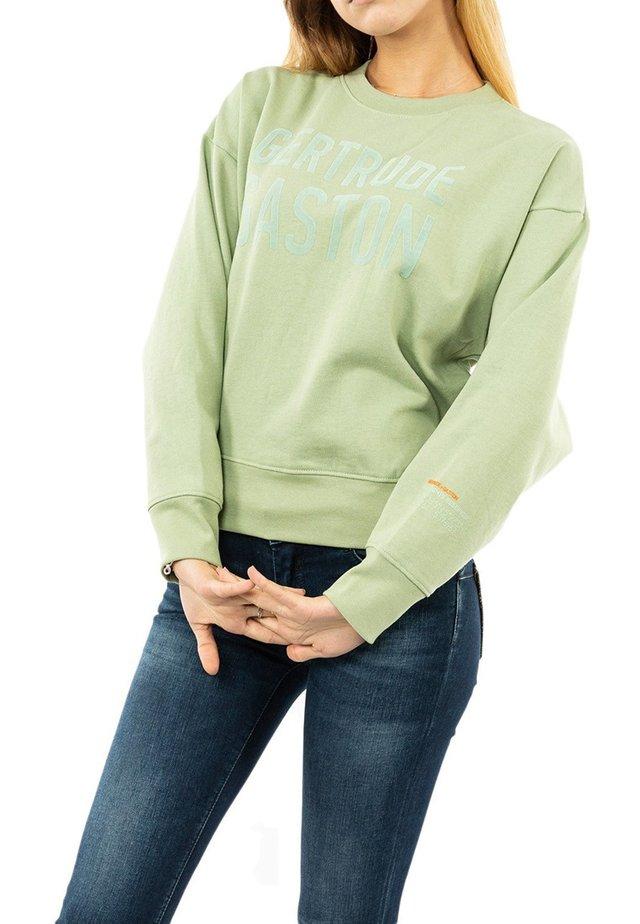 ELLA - Sweatshirt - vert