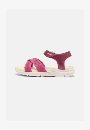SUKIE GIRL - Sandals - fuchsia