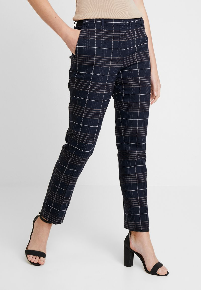 Marc O'Polo - PANTS TAILORED  - Trousers - combo