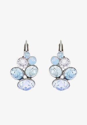 PETIT GLAMOUR - Earrings - blue/lila