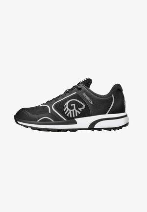 WOOL CROSS X - Sneakers laag - black