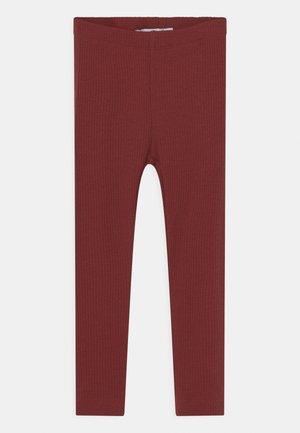 NMFKABEX - Leggings - Trousers - spiced apple