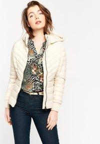 LolaLiza - Winter jacket - beige - 0