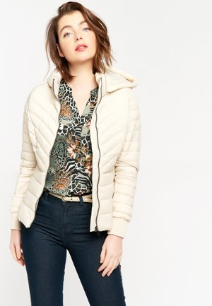 Winter jacket - beige