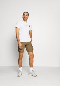 The North Face - ANTICLINE CARGO SHORT - Sports shorts - utility brown - 1