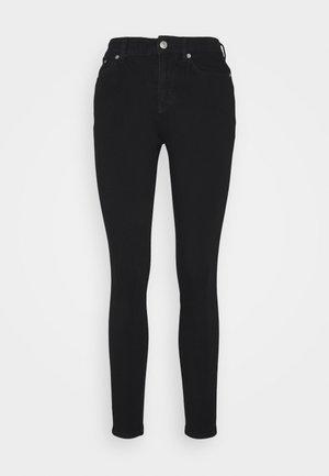 PULL - Jeansy Skinny Fit - schwarz