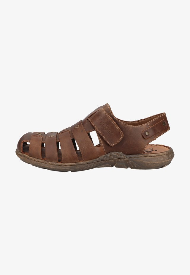 Outdoorsandalen - brown