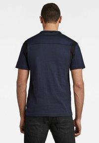 G-Star - Print T-shirt - sartho blue - 1