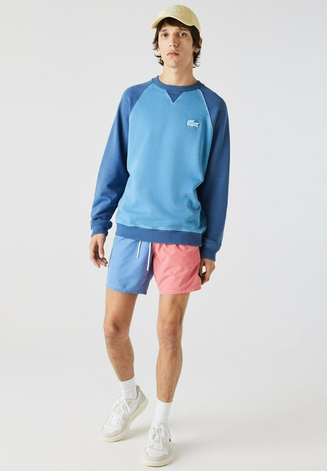 Sweatshirt - blau blau