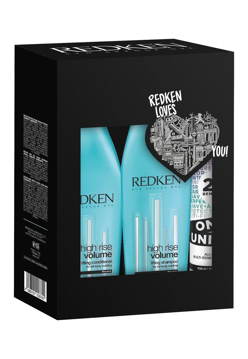 Redken - REDKEN VOLUME HIGH RISE XMAS SET - Hair set - -