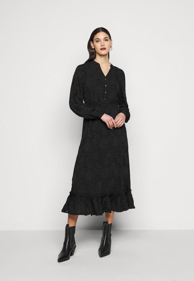 ONLEVA DRESS - Maxi-jurk - black