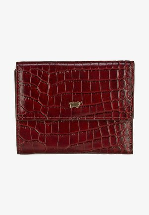 AMALFI  - Wallet - oxblood