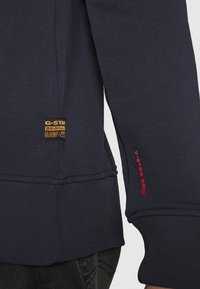 G-Star - GRAPHIC GRAW R SW L\S - Sweatshirt - sartho blue - 3