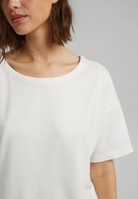 Esprit Collection - Basic T-shirt - off white - 3