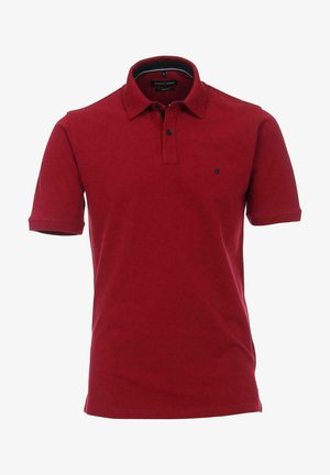 Polo shirt - dunkelrot