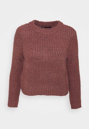 ONLFIONA - Svetr - rose brown