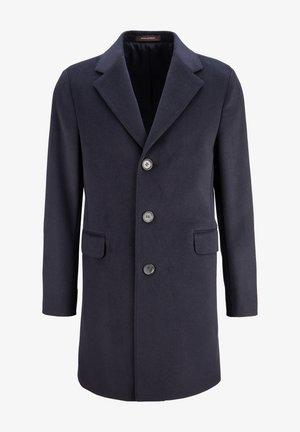 IN DUNKELBLAU - Classic coat - 210 dk blue