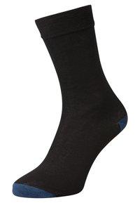 DIM - MIX & MATCH 3 PACK - Ponožky - noir/bleu/cobalt - 2