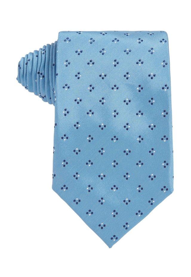Krawatte - turquoise