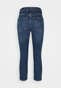 New Look Petite - BUSTED MOM LUCIOUS - Relaxed fit jeans - blue - 6