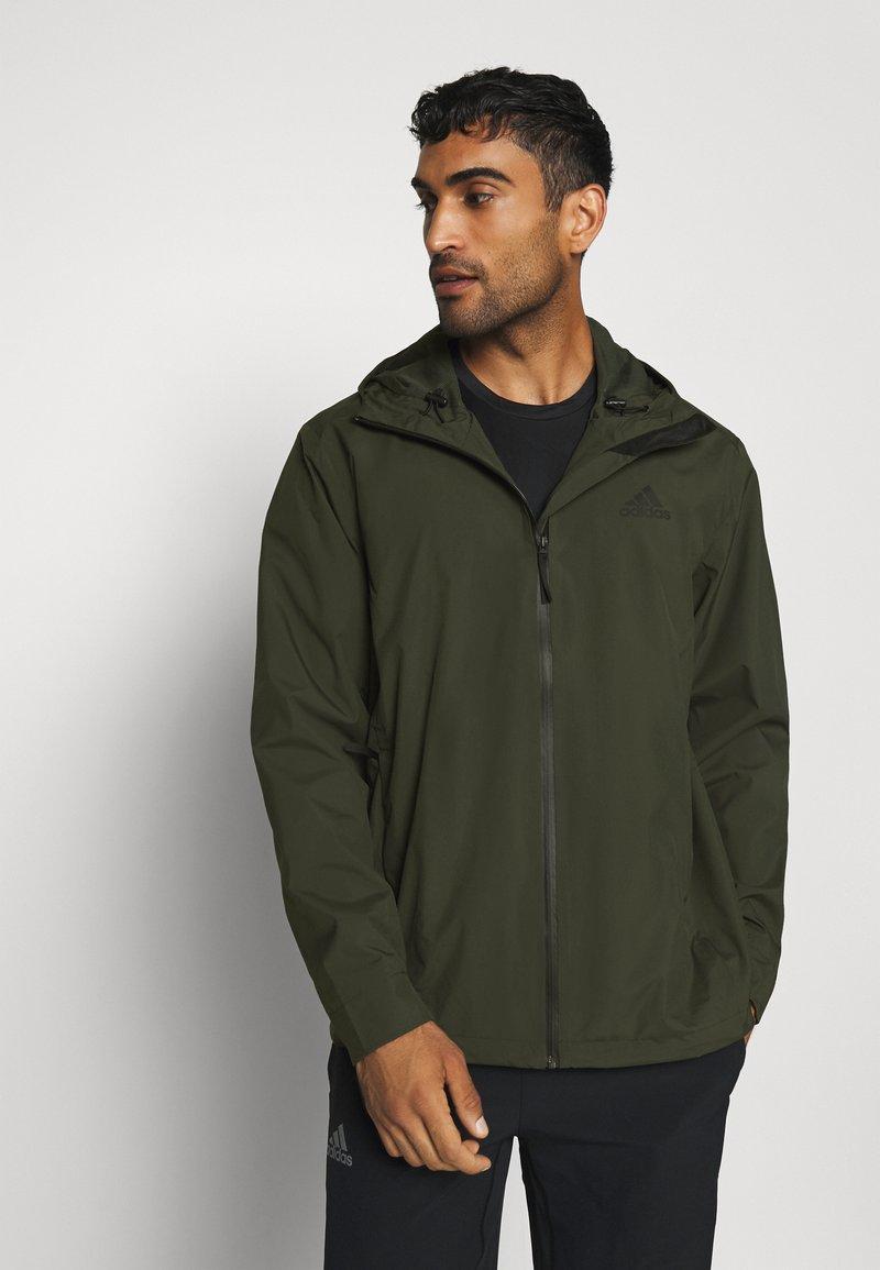 adidas Performance - 3-STRIPES RAIN.RDY - Waterproof jacket - legear