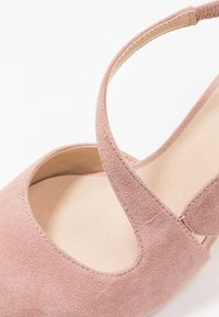 Anna Field - LEATHER CLASSIC HEELS - Classic heels - rose - 2