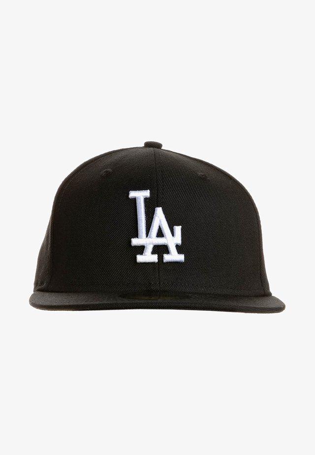 MLB BASIC LA DODGERS - Pet - black/white