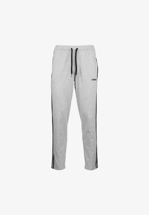 Tracksuit bottoms - medium grey heather / black
