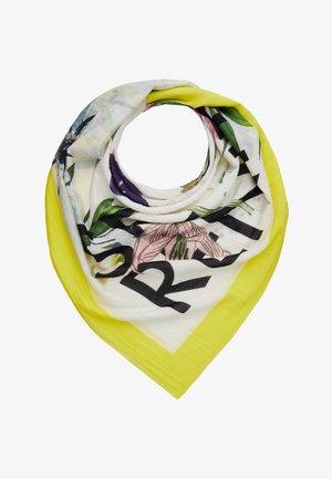 SHAWL SMOOTH - Šátek - yellow