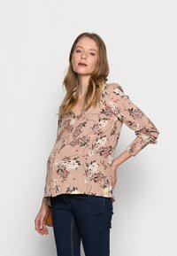 Pieces Maternity - PCMPAOLA  - Blouse - warm taupe - 0