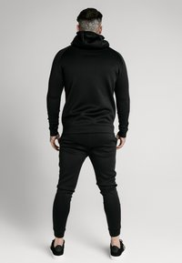 SIKSILK - ZIP THROUGH - Cardigan - black/gold - 2