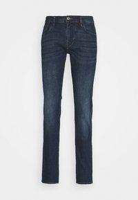 Armani Exchange - POCKETS PANT - Slim fit jeans - indigo denim - 0