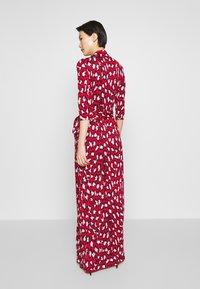 Diane von Furstenberg - ABIGAIL - Maxi dress - red - 2