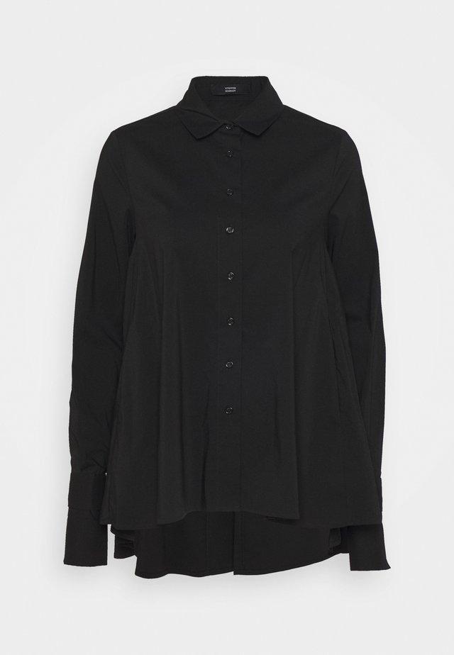 CLEMANDE URBAN - Skjortebluser - black