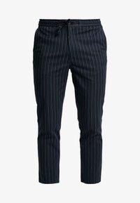 Topman - Trousers - dark blue - 4