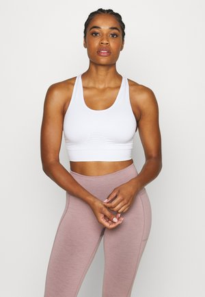 STAMINA WORKOUT BRA  - Sports bra - white