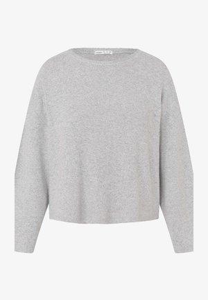 COMFORT FEEL  - Pyjama top - light grey