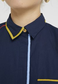Paul Smith - Button-down blouse - navy - 6