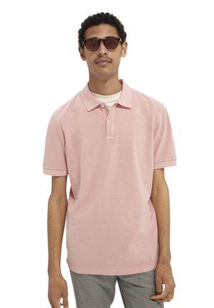 Polo shirt - wild pink
