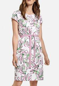 Gerry Weber - Day dress - weiß azalea palm druck - 2