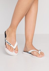 Havaianas - HYPE - Pool shoes - white/blue sky - 0