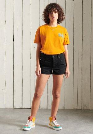 WORKWEAR GRAPHIC - Print T-shirt - toasted orange