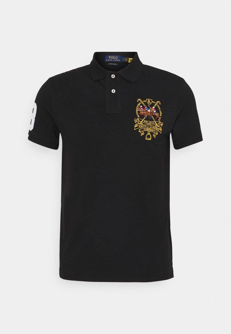 Polo Ralph Lauren - SHORT SLEEVE - Poloshirt - black